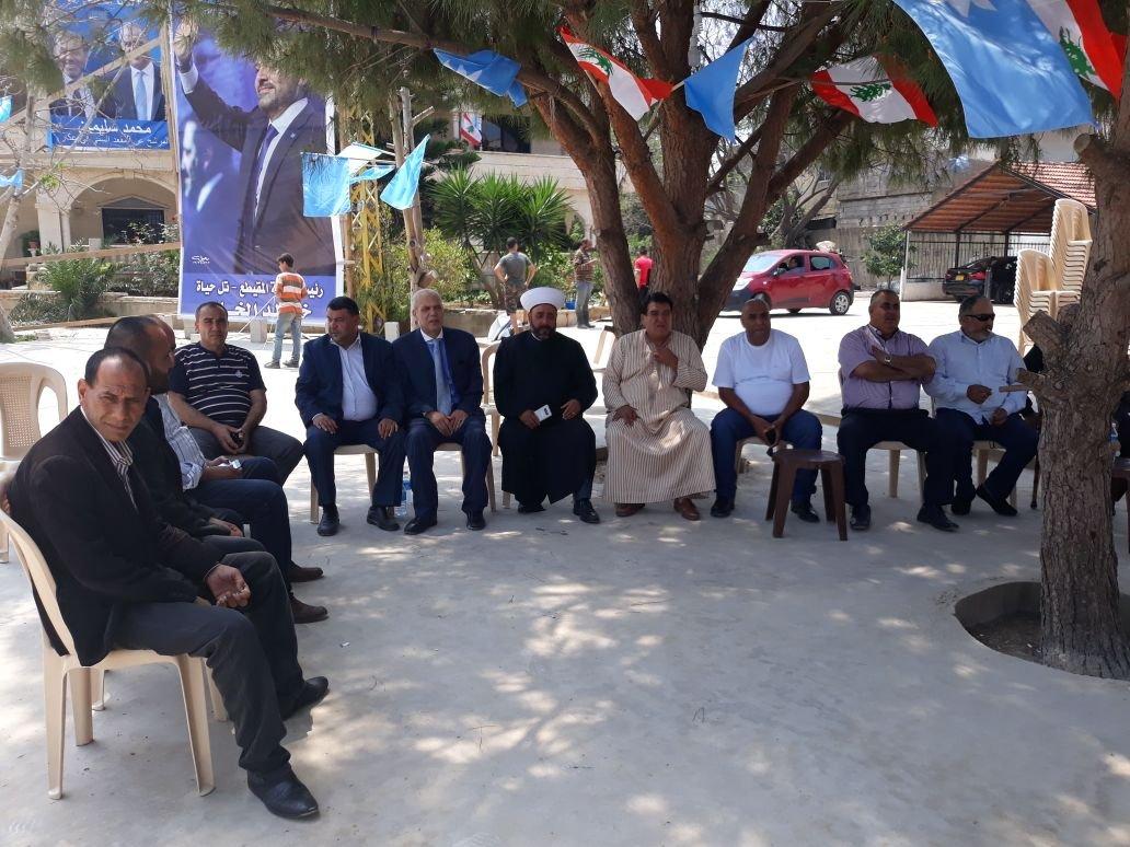 تلحياة عكار تستعد لإستقبال الرئيس سعد الحريري على أرضها